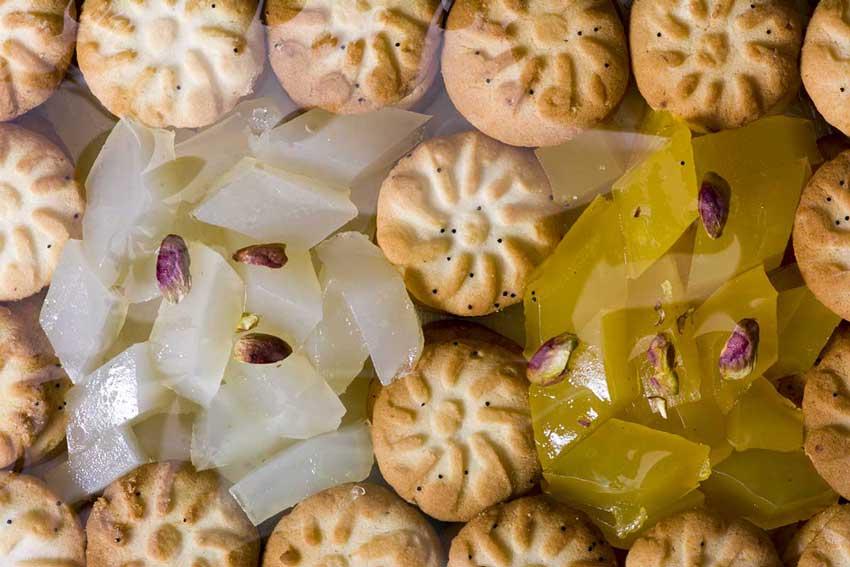 سوغات شیراز: شیرینی ها
