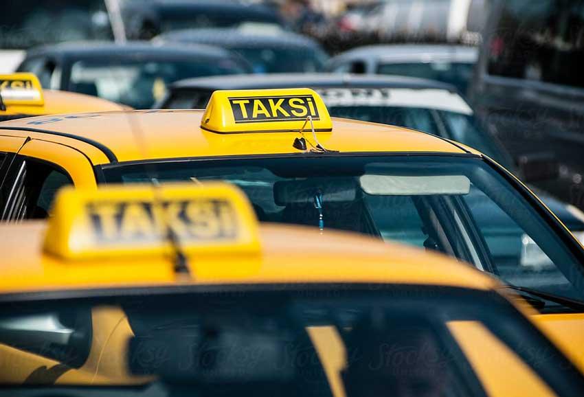 آکواریوم استانبول تاکسی