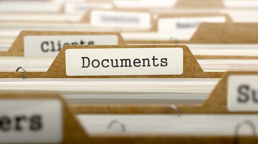 مدارک لازم برای گرفتن ویزا و پاسپورت