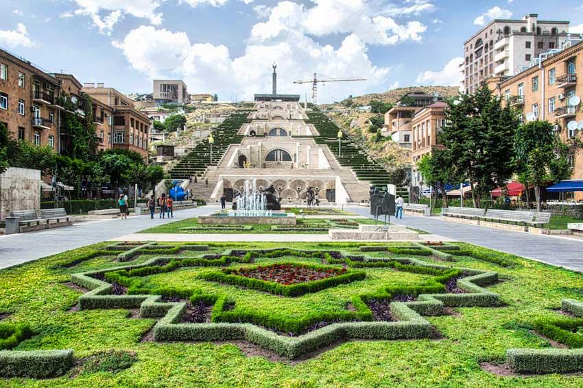 کشورهای ارزان برای مسافرت - ارمنستان