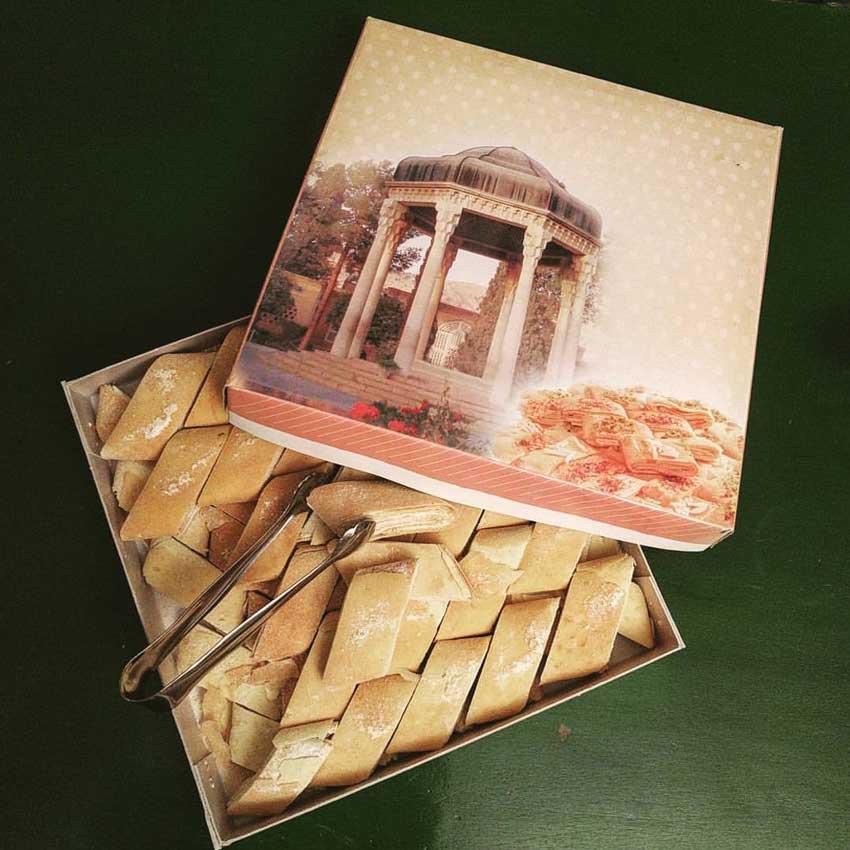 یوخه شیرینی سوغات شیراز